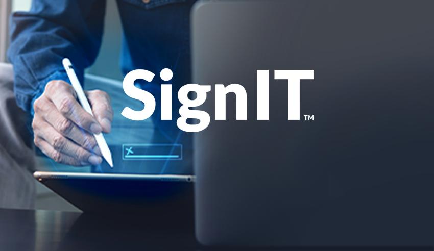 e-signature, e-signing, SignIT, productivity, efficiency