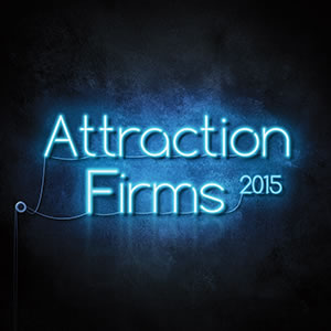 Attraction firms