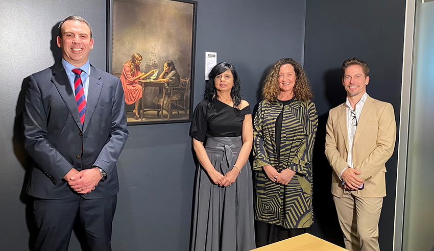 Brisbane photographer wins Clayton Utz Art Award