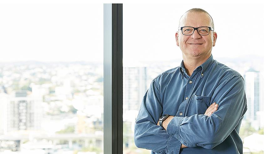 Peter Burge FGIA, Group General Counsel, DGR Global