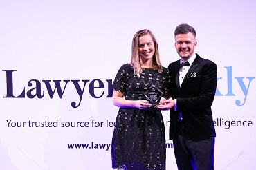 2019 Winners and finalists | Lawyers Weekly 30 Under 30