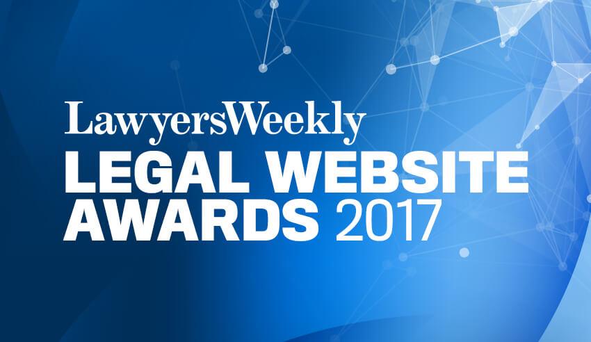 Legal Website Awards
