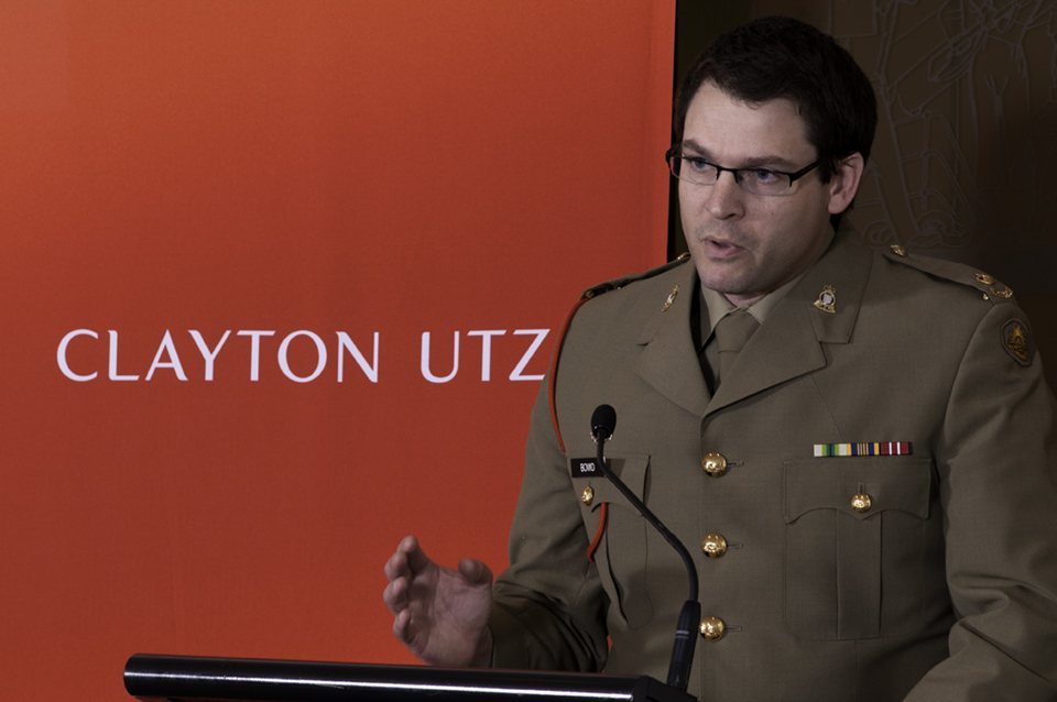 Clutz approves extra leave for ADF members - Lawyers Weekly