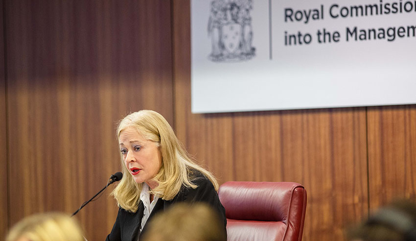 Lawyer X royal commission hands down progress report
