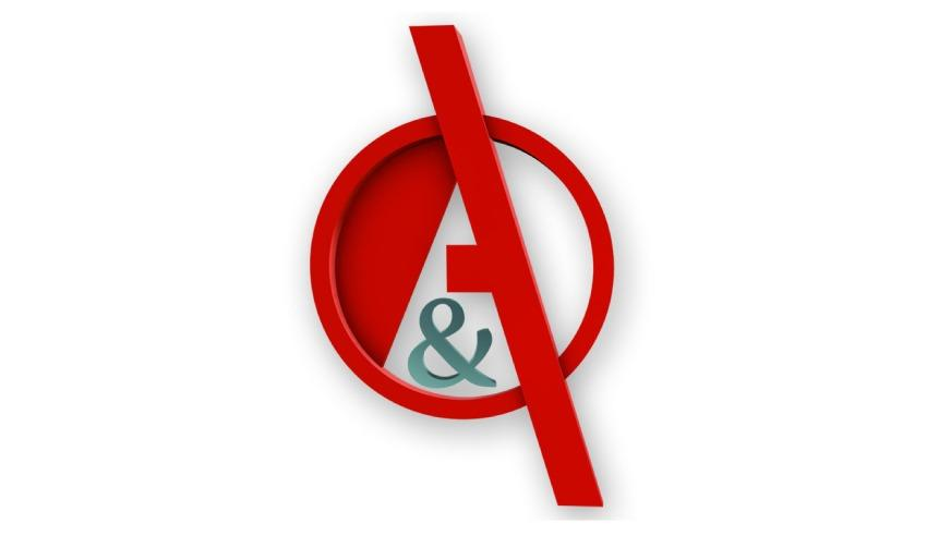 Q&A logo, ABC TV