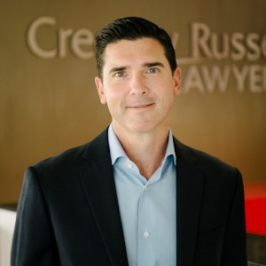 Damian Bell Creevey Russell Lawyers