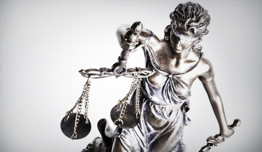 Scales of Justice, Supreme Court judge