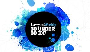 lawuyers weekly 30 under 30 2017 finalists revealed