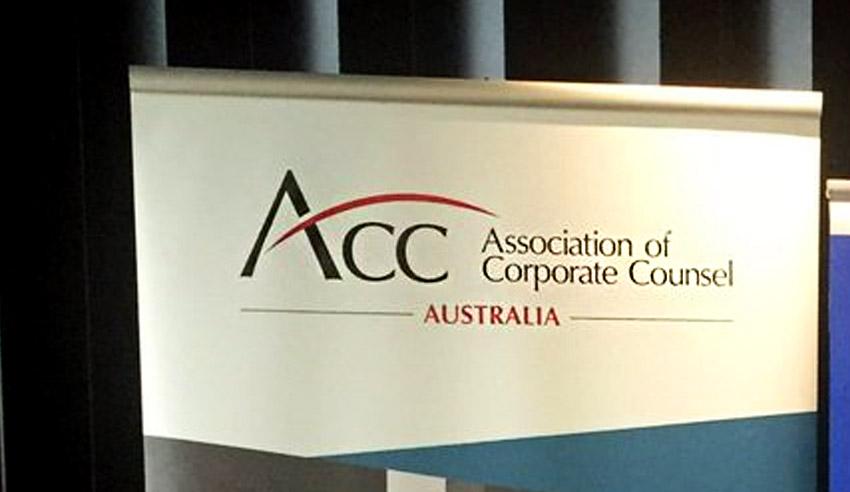Association of Corporate Counsel Australia