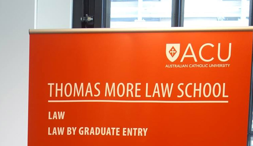 ACU Thomas More Law School