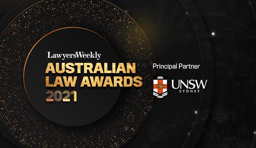 2021 Australian Law Awards