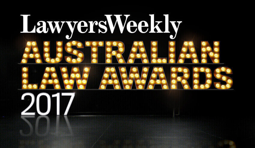 Australian Law Awards 2017