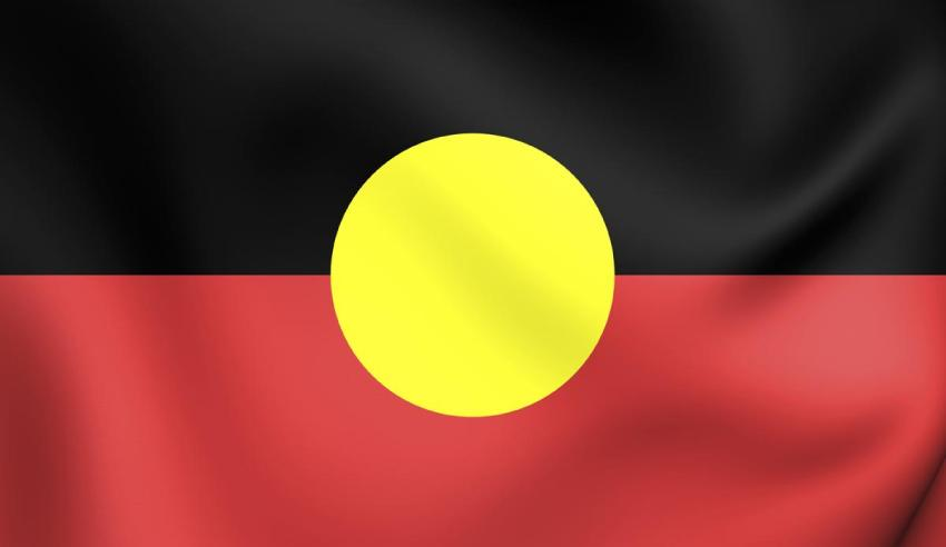 Aboriginal flag, Reconciliation Action Plan, Allens