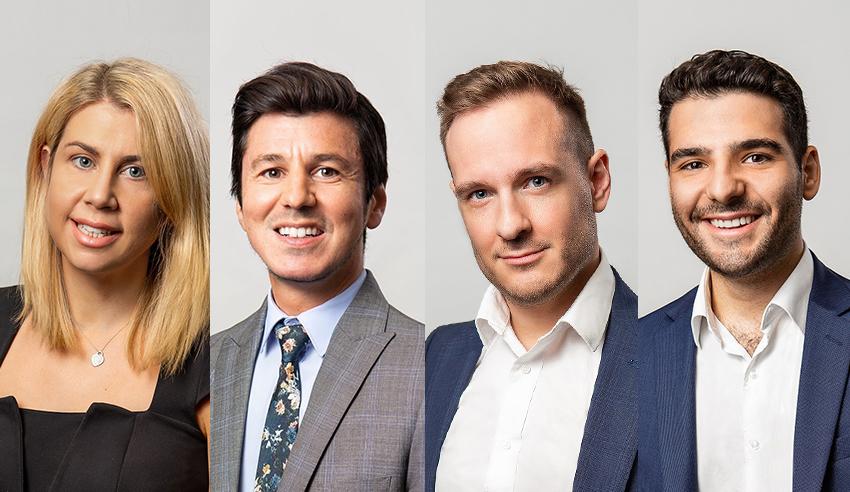 marshalls+dent+Wilmoth promotes 4 to senior roles