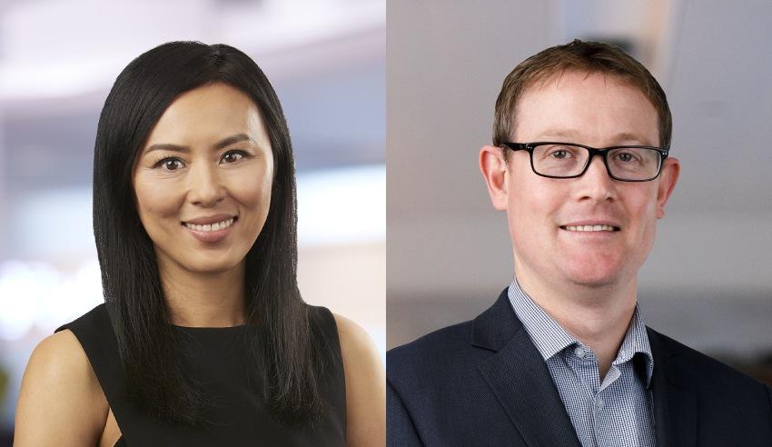 Carlyna Chhen and Jonathan Dodd