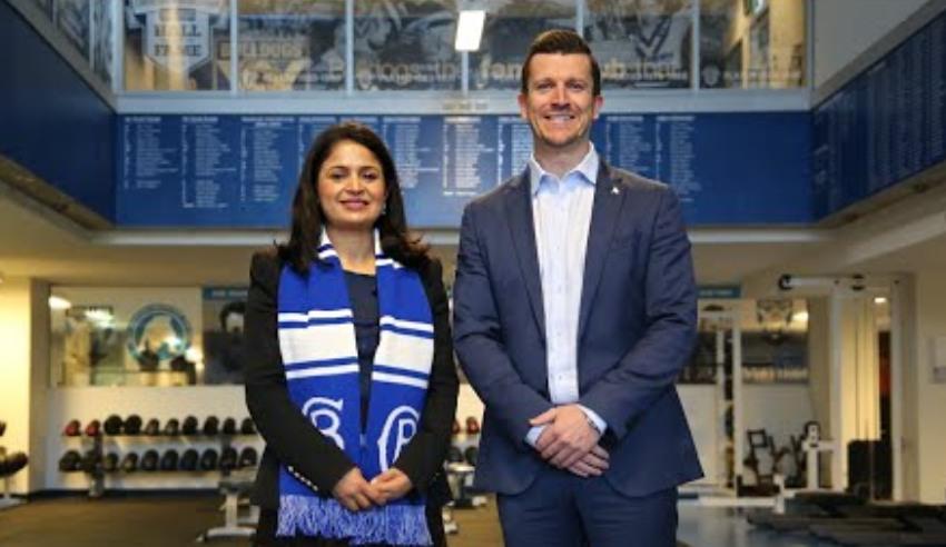 Carroll & O'Dea cements NRL partnership