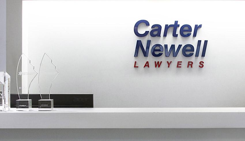Carter Newell
