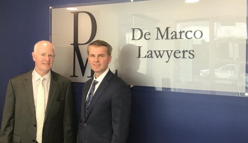 De Marco Lawyers elevates 2 senior staff to leadership team