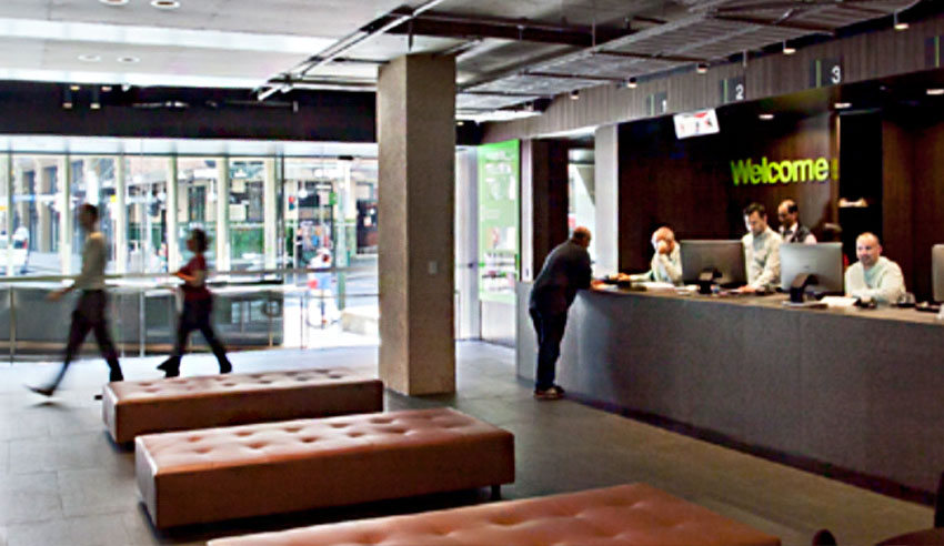 City of Sydney office