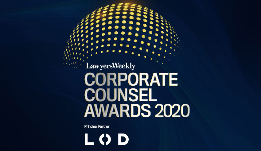 Corporate Counsel Awards 2020