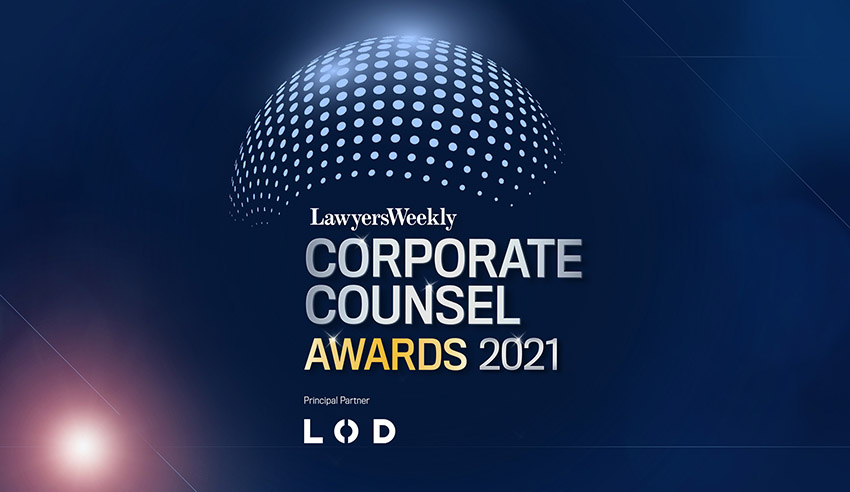 Corporate Counsel Awards 2021