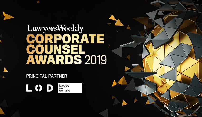 Finalists named for 2019 Corporate Counsel Awards