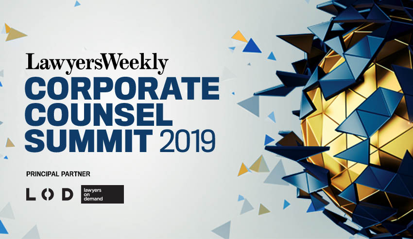 Corporate Counsel Summit launched for 2019