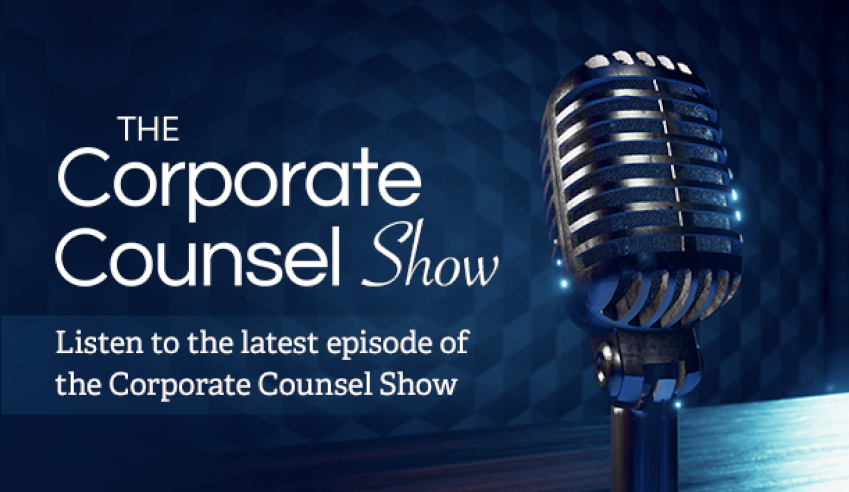 Corporate Counsel Show Top 5 podcast