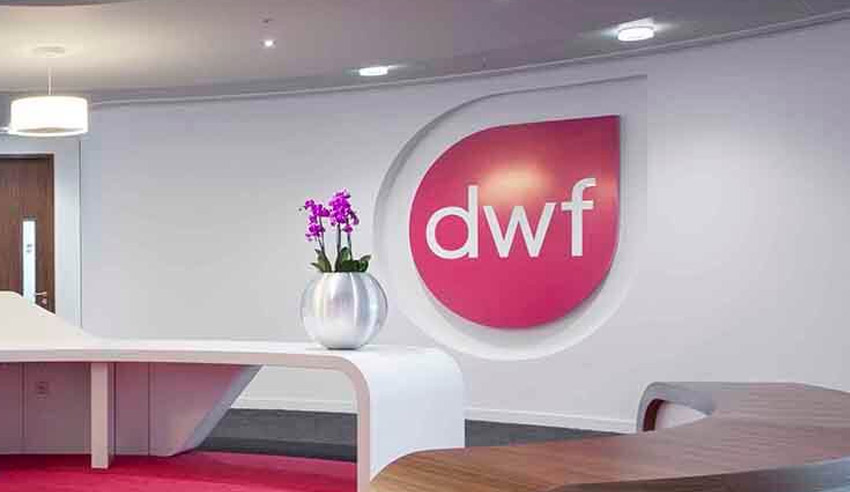 DWF makes next Australian move following 3 office closures