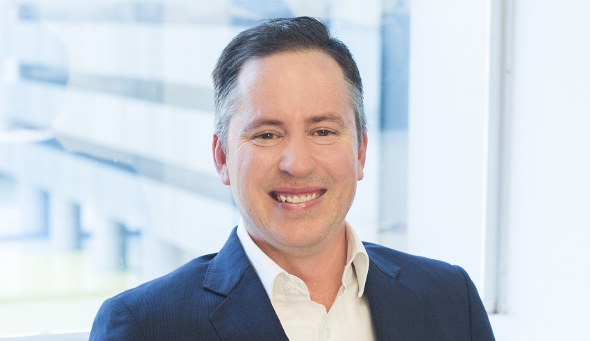DWF managing director Damien van Brunschot