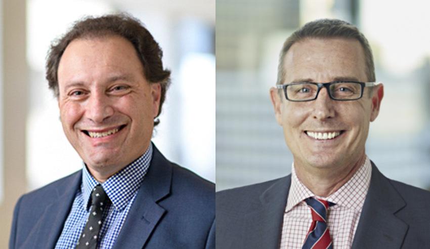 David Morfesi and Jeremy Blackshaw