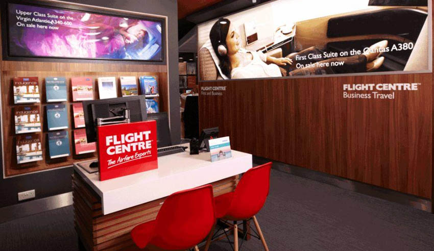 Flight Centre underpaying