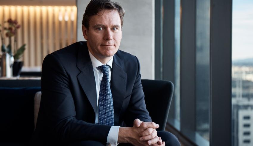 Corrs CEO Gavin MacLaren