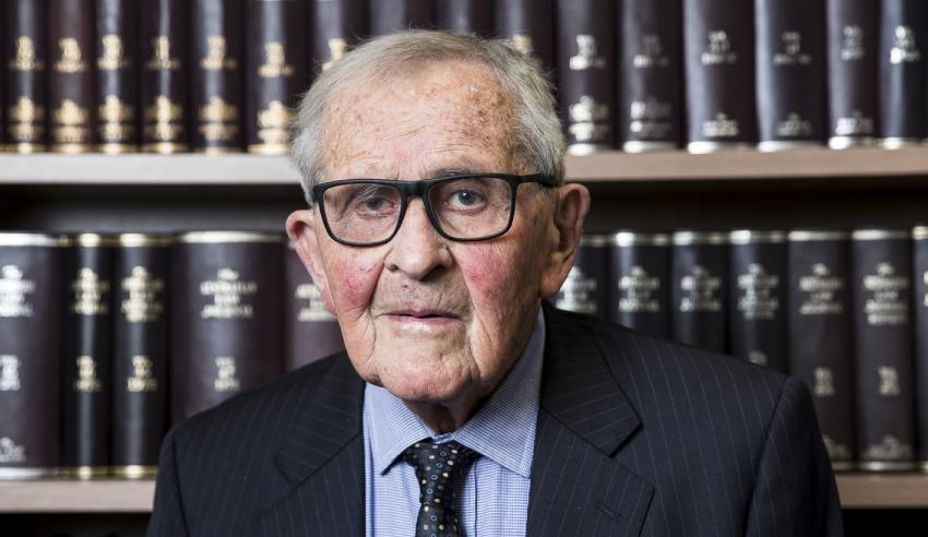 Emeritus Professor Hal Wootten AC QC