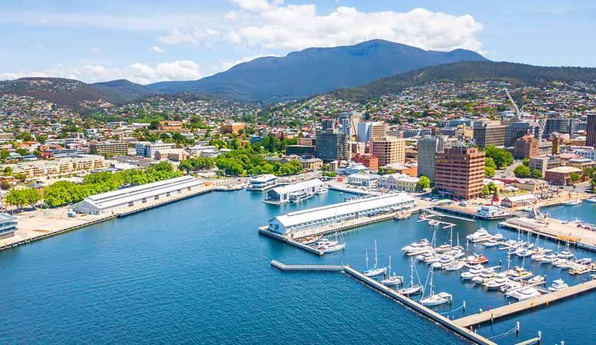 Tasmania Hobart