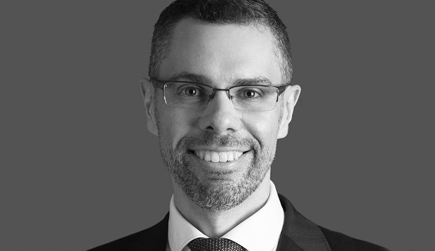 HSF partner Jeremy Birch