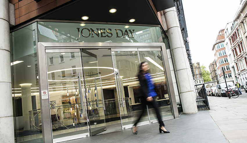 Jones Day promotes 4 to partner