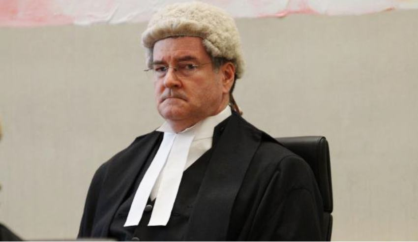 Justice David Thomas, president for the Administrative Appeals Tribunal, Federal Court judge
