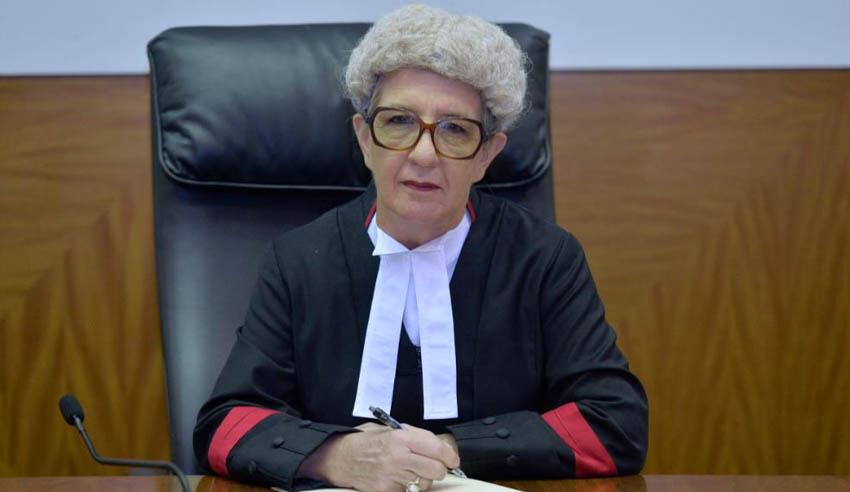 Justice Judith Kelly