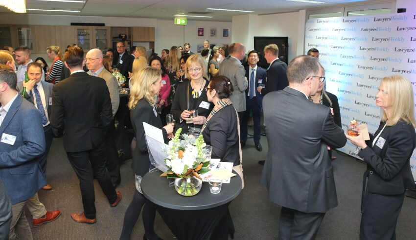 Corporate Counsel launch