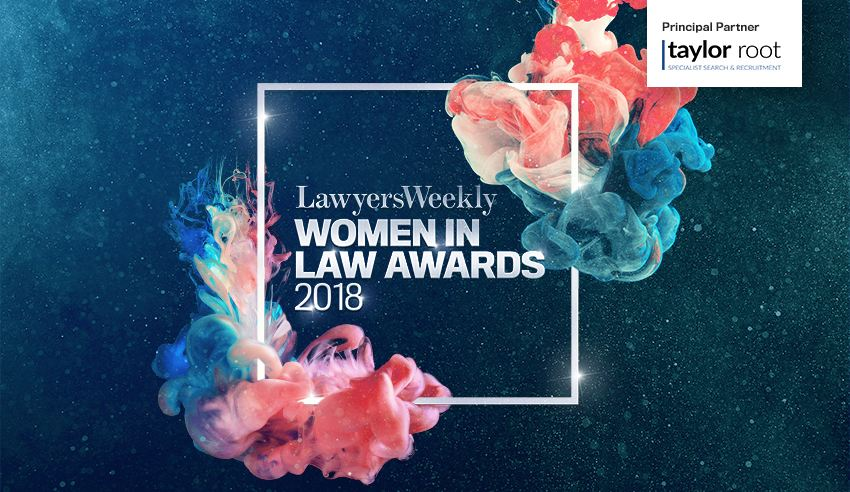 Women in Law finalists