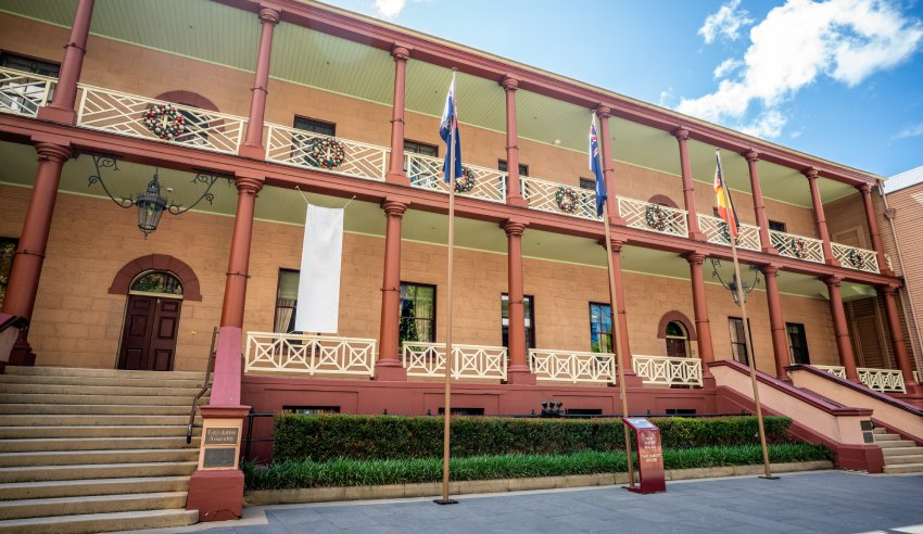 NSW government graduate cohort admitted to Supreme Court