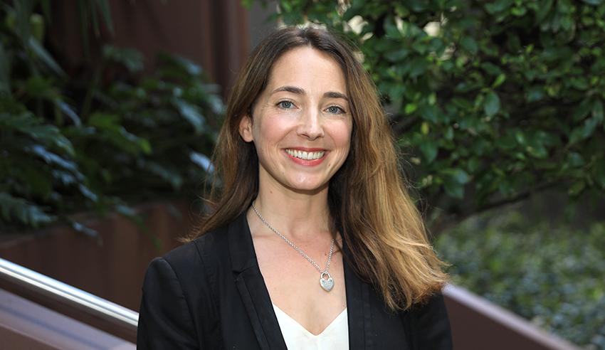 Nina Stamell