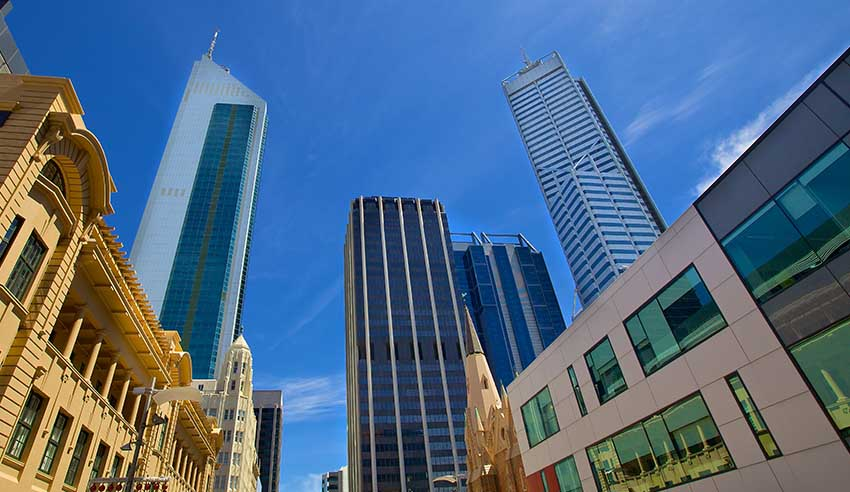 Western Australia most attractive firms