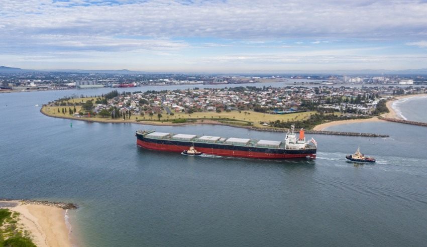 Port of Newcastle goes green