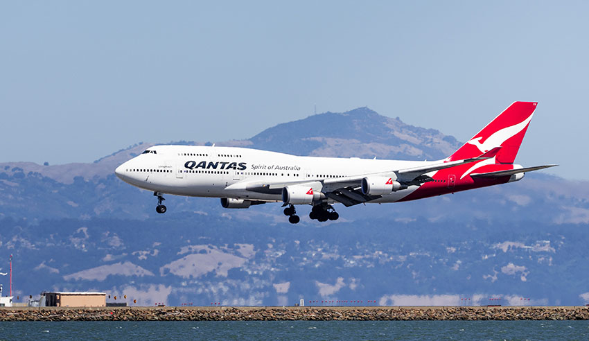 Federal Court decision on Qantas outsourcing legal first