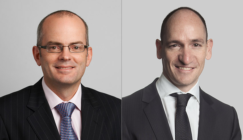 Robert Pick and Julian Donnan
