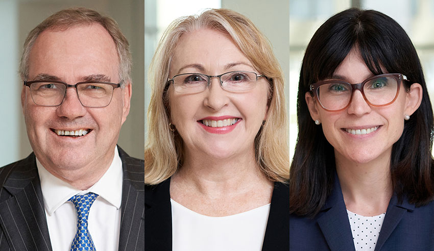 Swaab makes 3 senior appointments