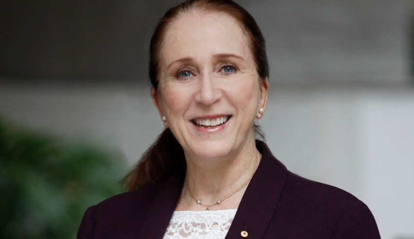 Rosalinda Croucher, president of Australian Human Rights Commission