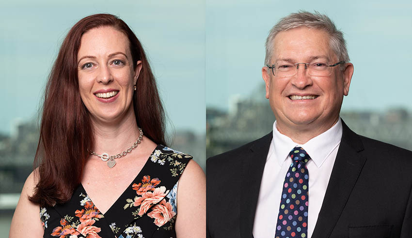Landers debuts Qld workplace relations and safety practice